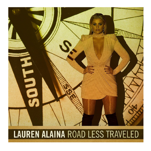 Lauren Alaina CD- Road Less Traveled