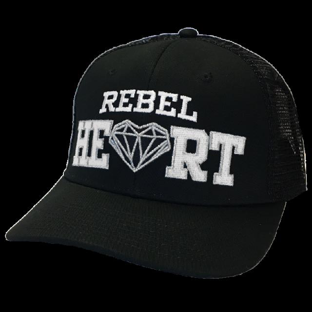 Lauren Alaina Black Rebel Heart Ballcap