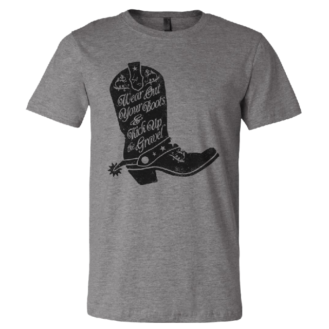 Lauren Alaina Deep Heather Tee